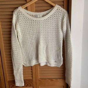 Abercrombie kids knit sweater
